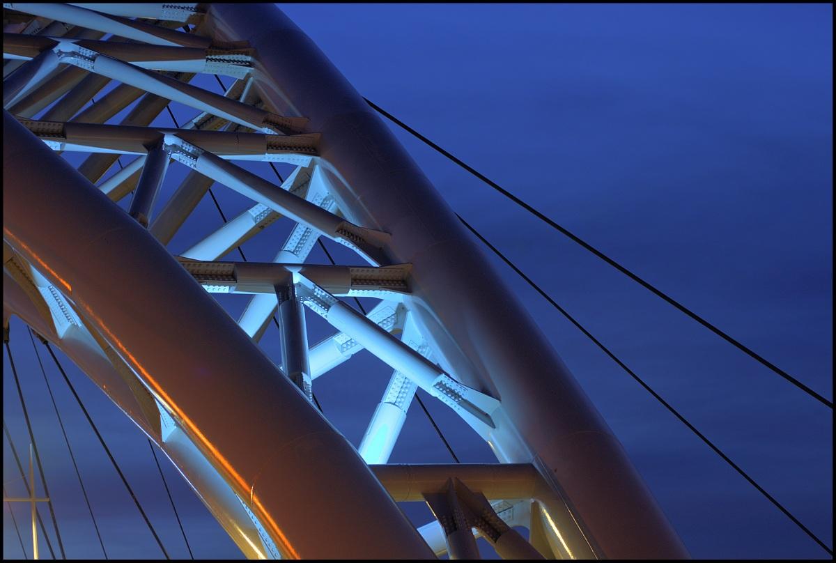 ponte dell'industria (roma ostiense)...