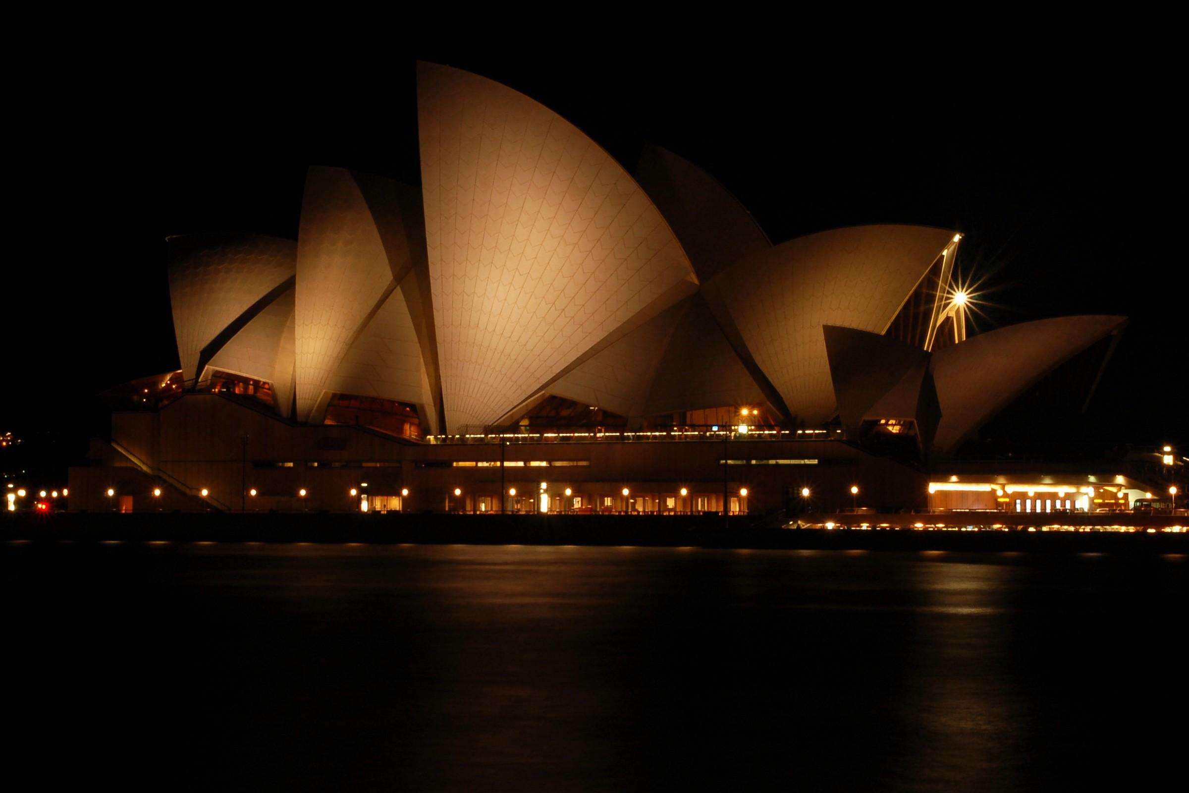 Sydney night...