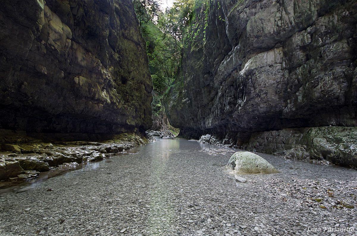 La via dell'acqua...