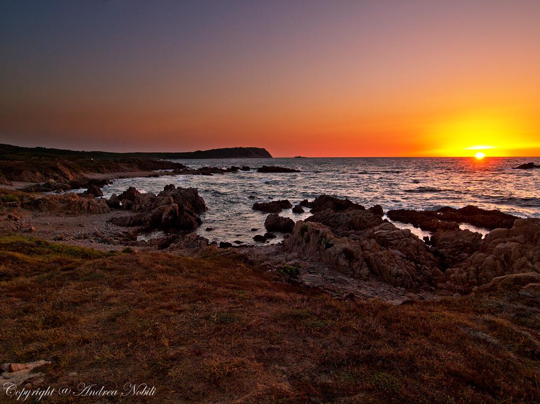 Sardinia - Aglientu - Cala Pischina...
