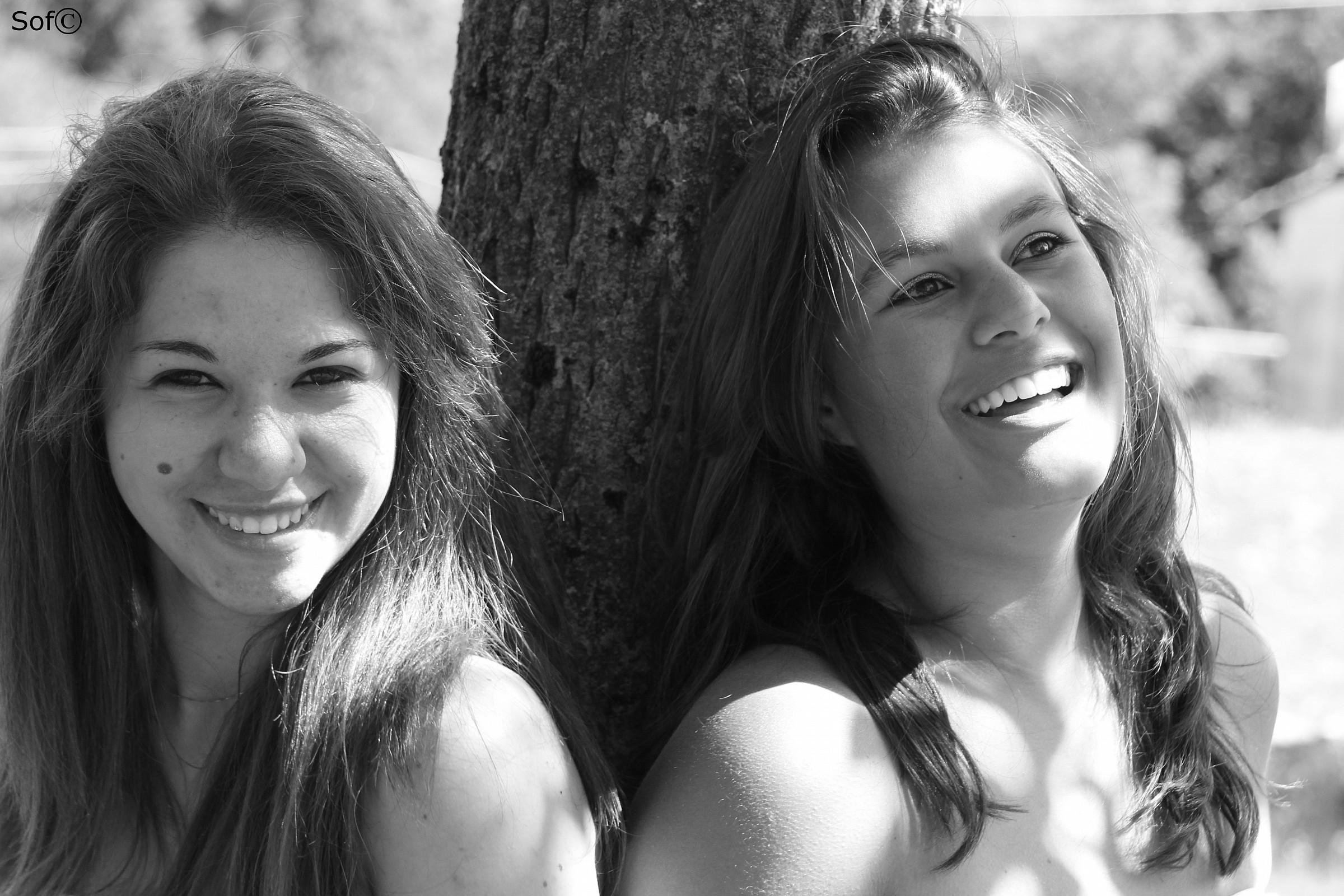 Ilenia & Alice...