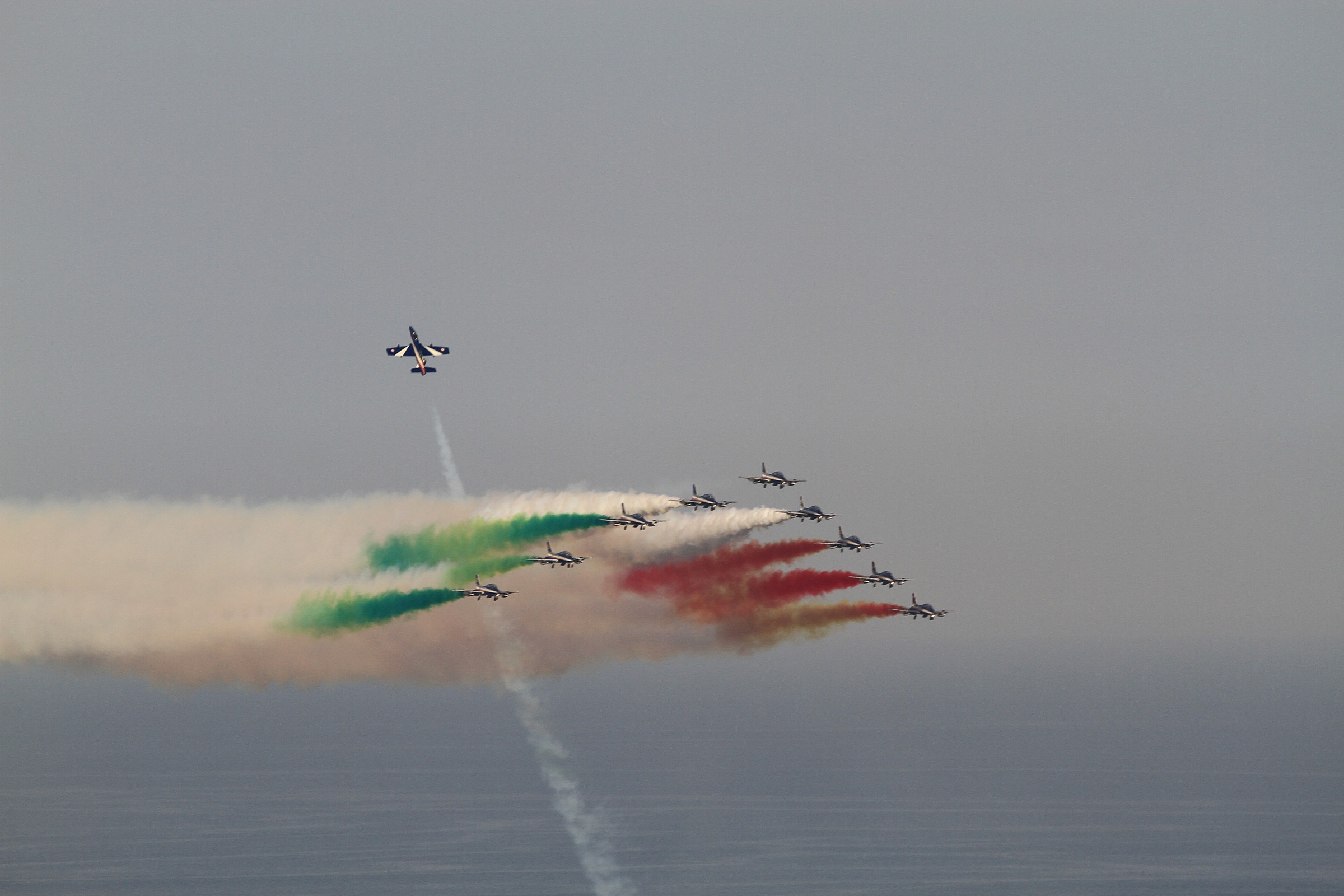 The Tricolore 1...