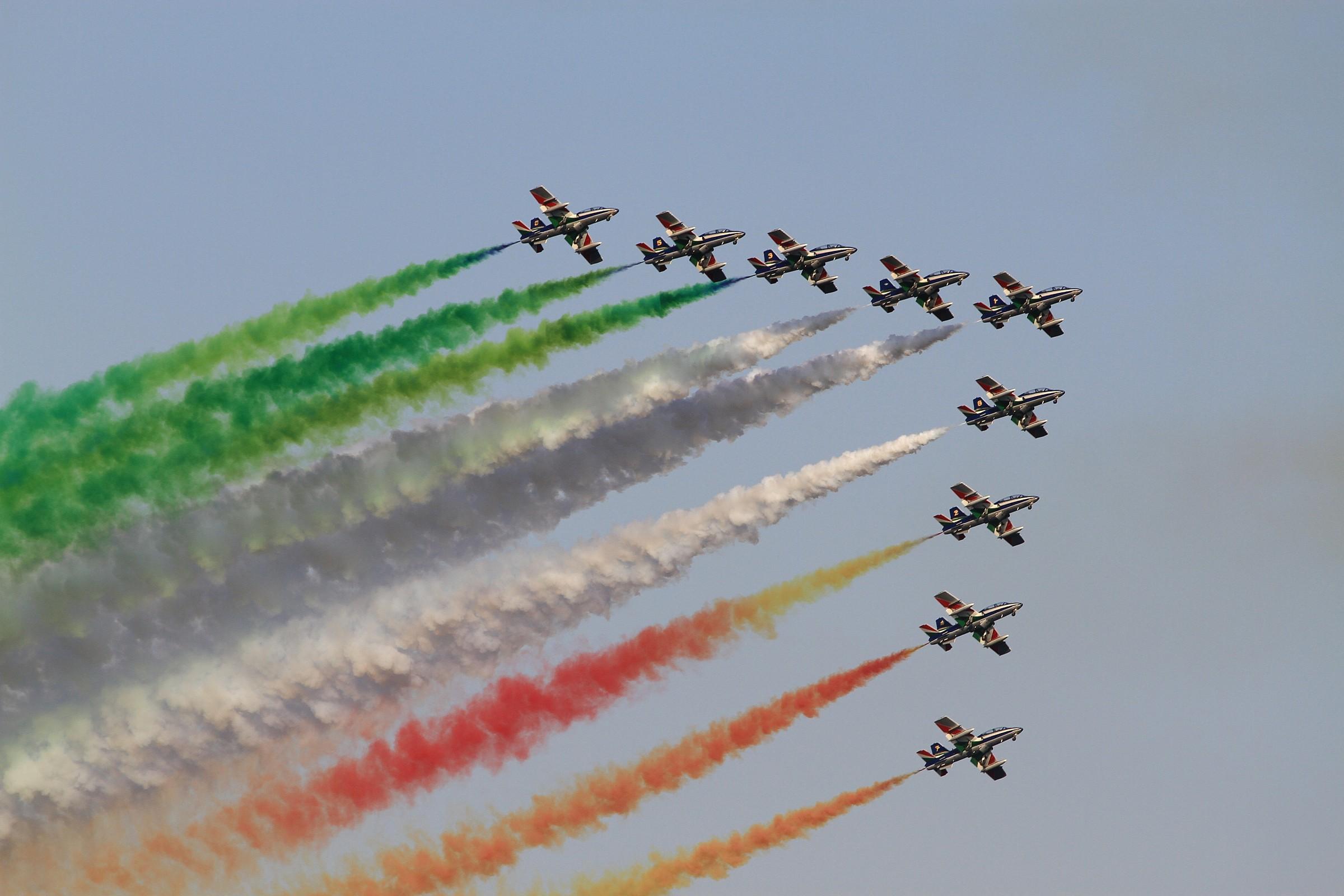 The Tricolore 3...