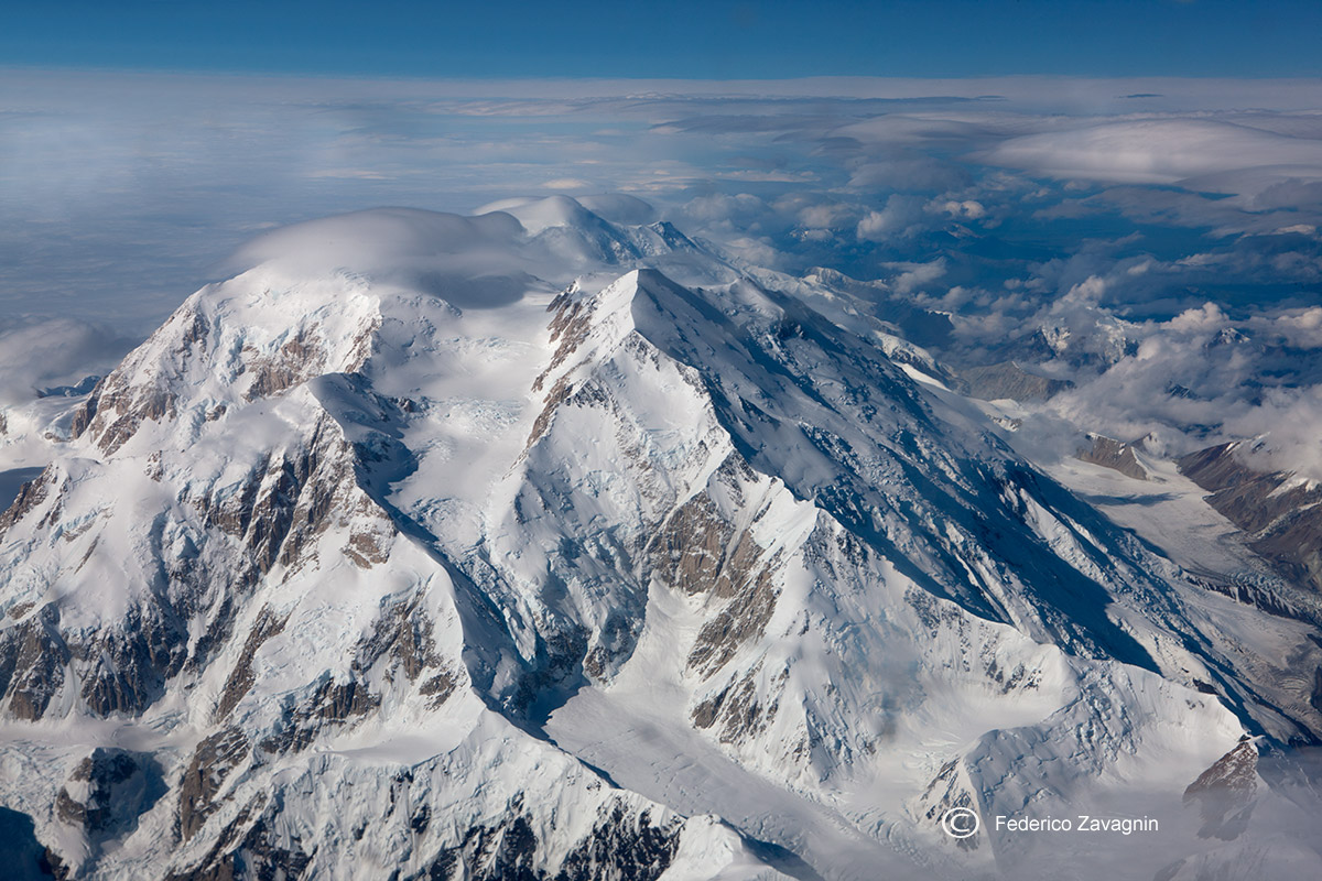 Mount McKinley...