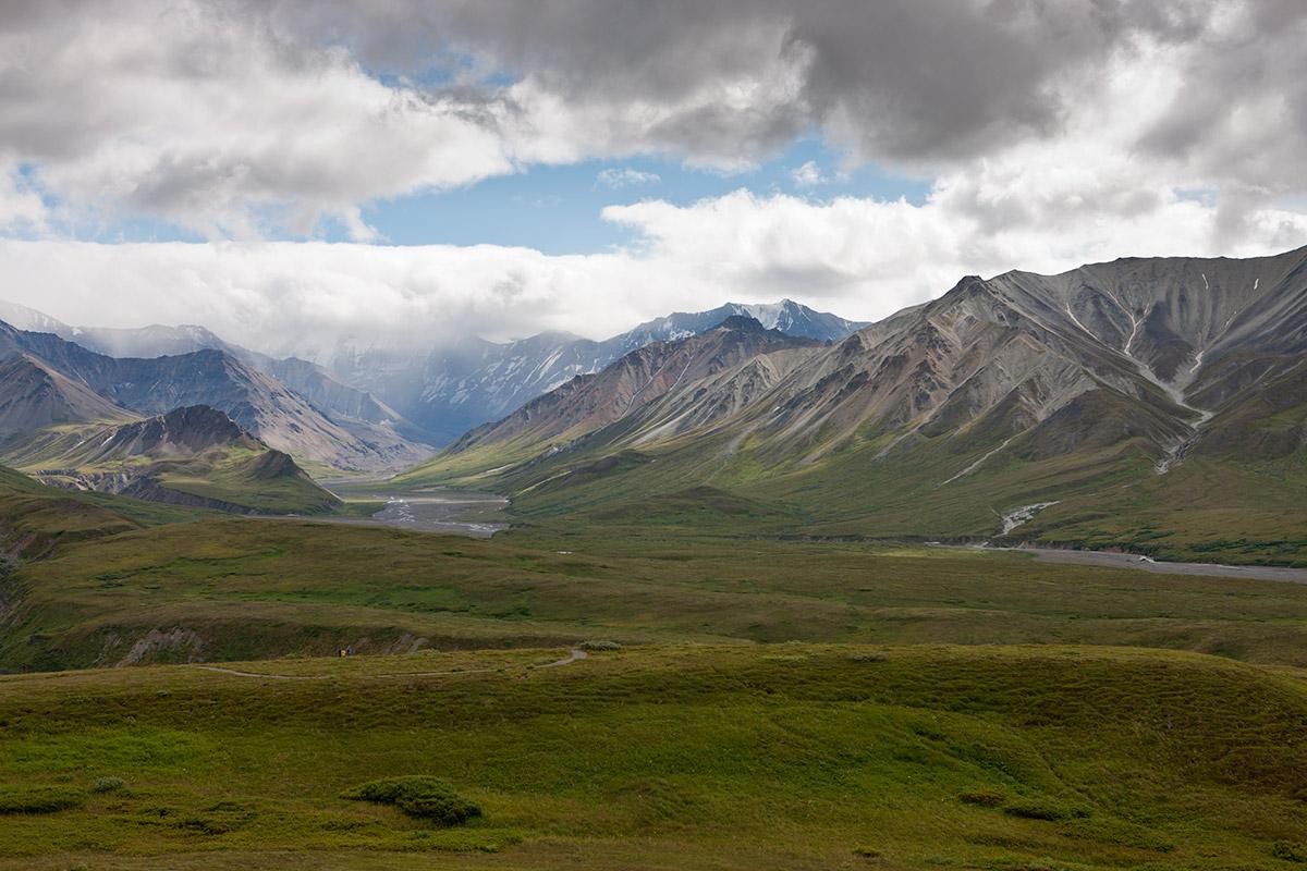 Denali National Park...