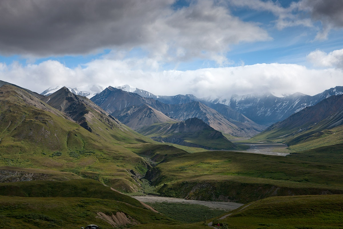 Denali National Park...
