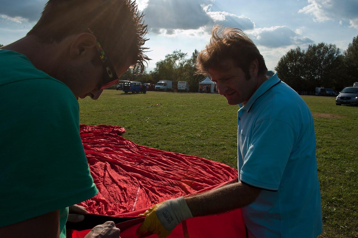 Hot-Air Balloon Festival...