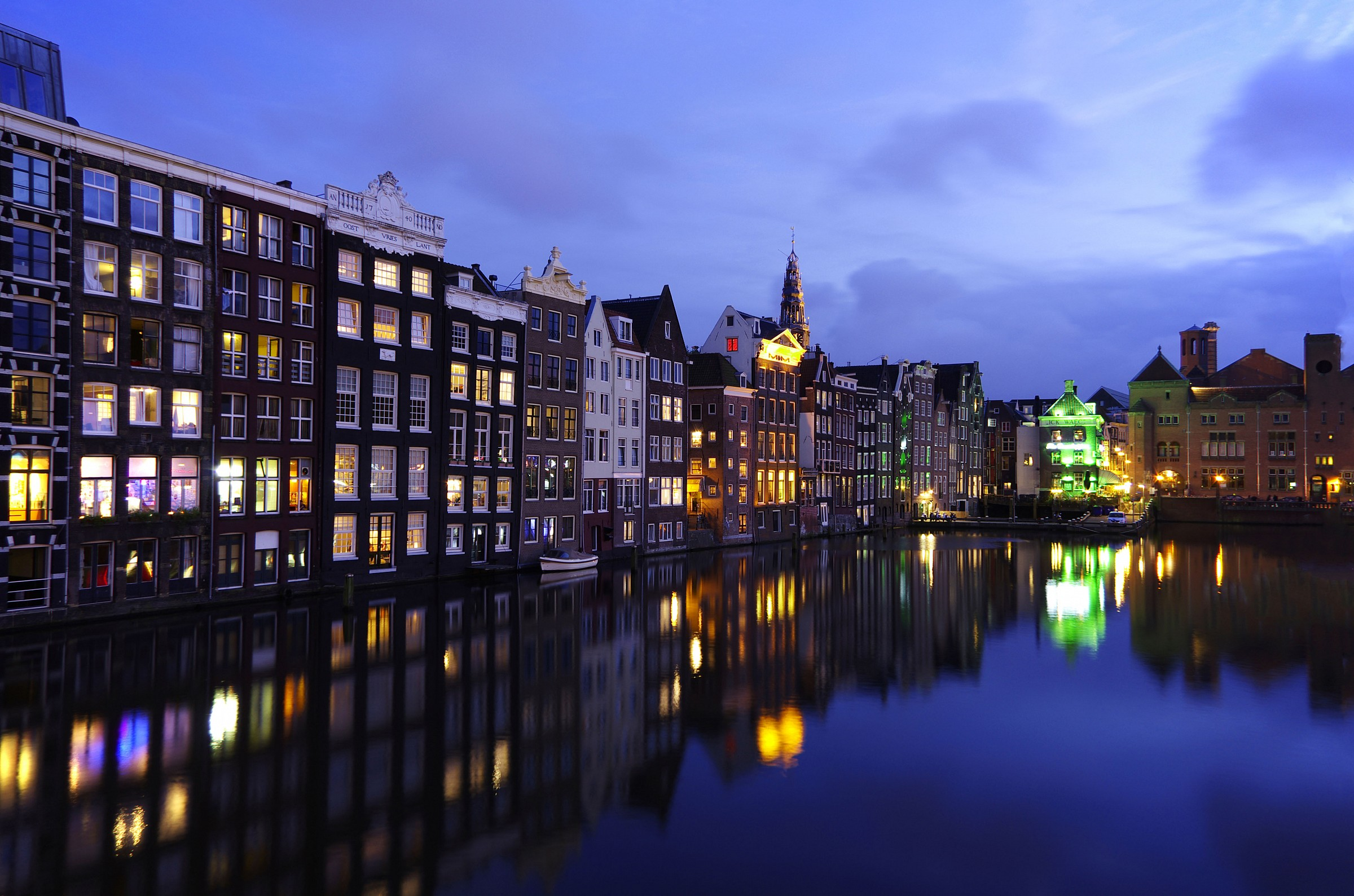 reflections of amsterdam...