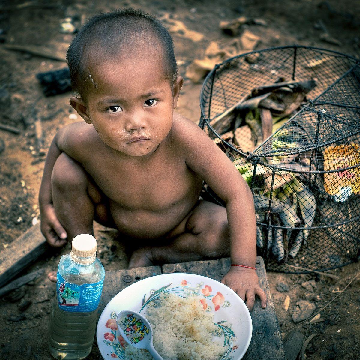 Kompong Pluk, Cambogia...