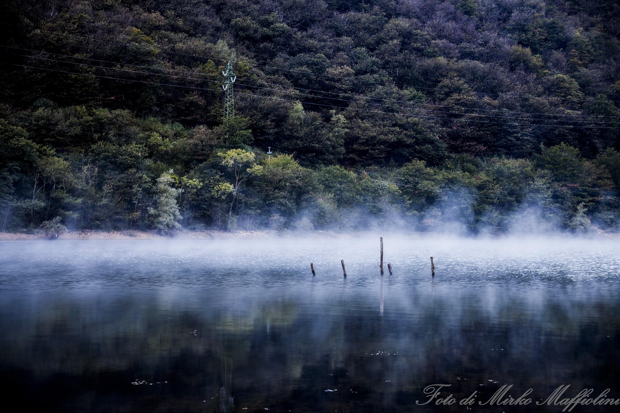 Ghost Lake...