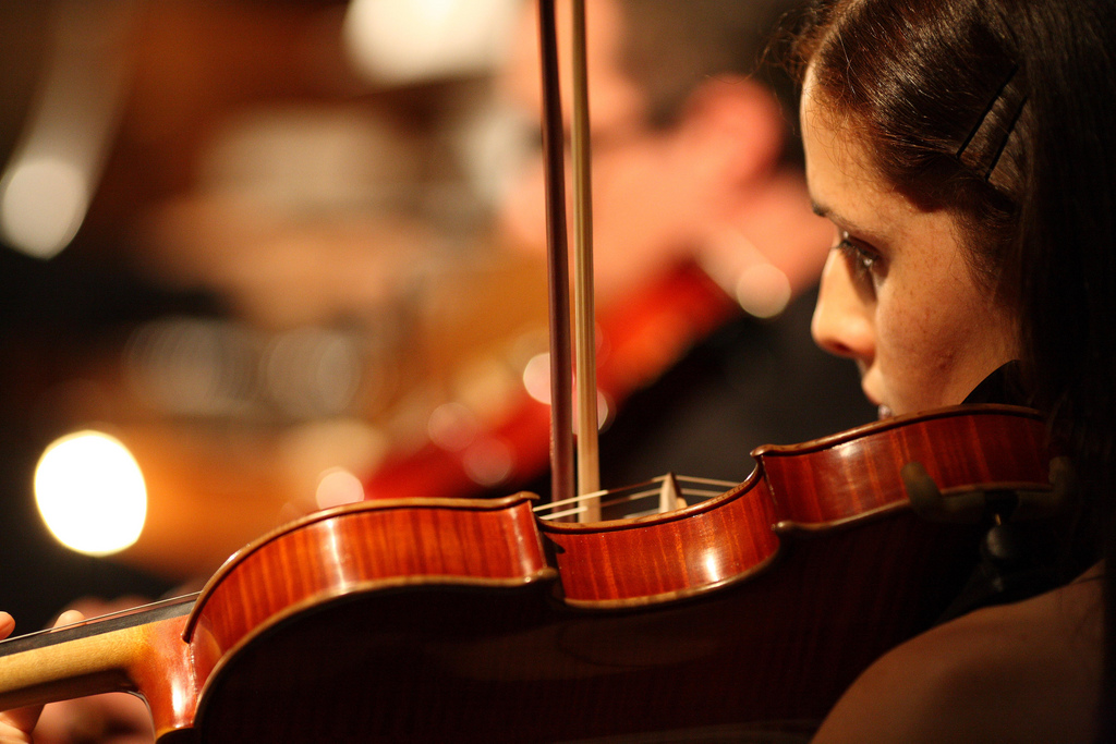 violinista...