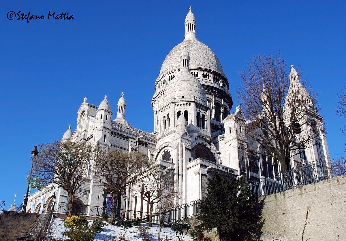Paris - Sacred Heart...