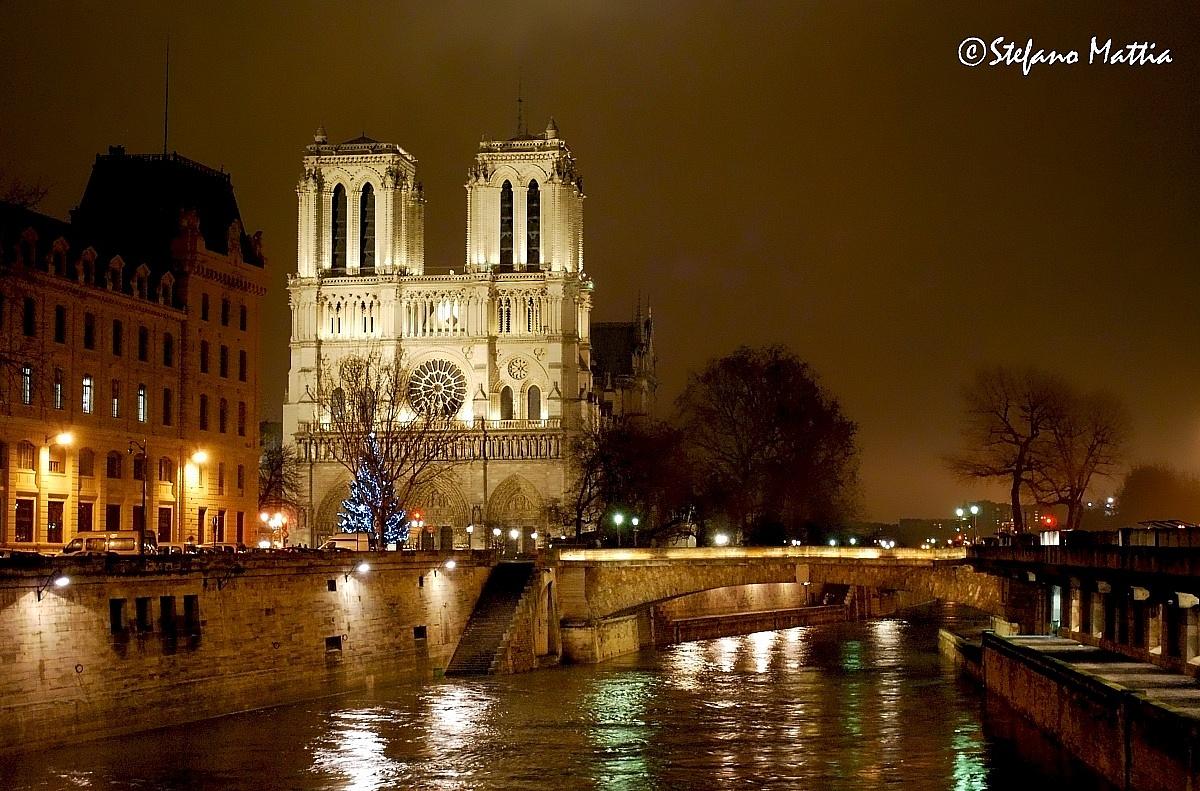 Paris - Notre Dame...