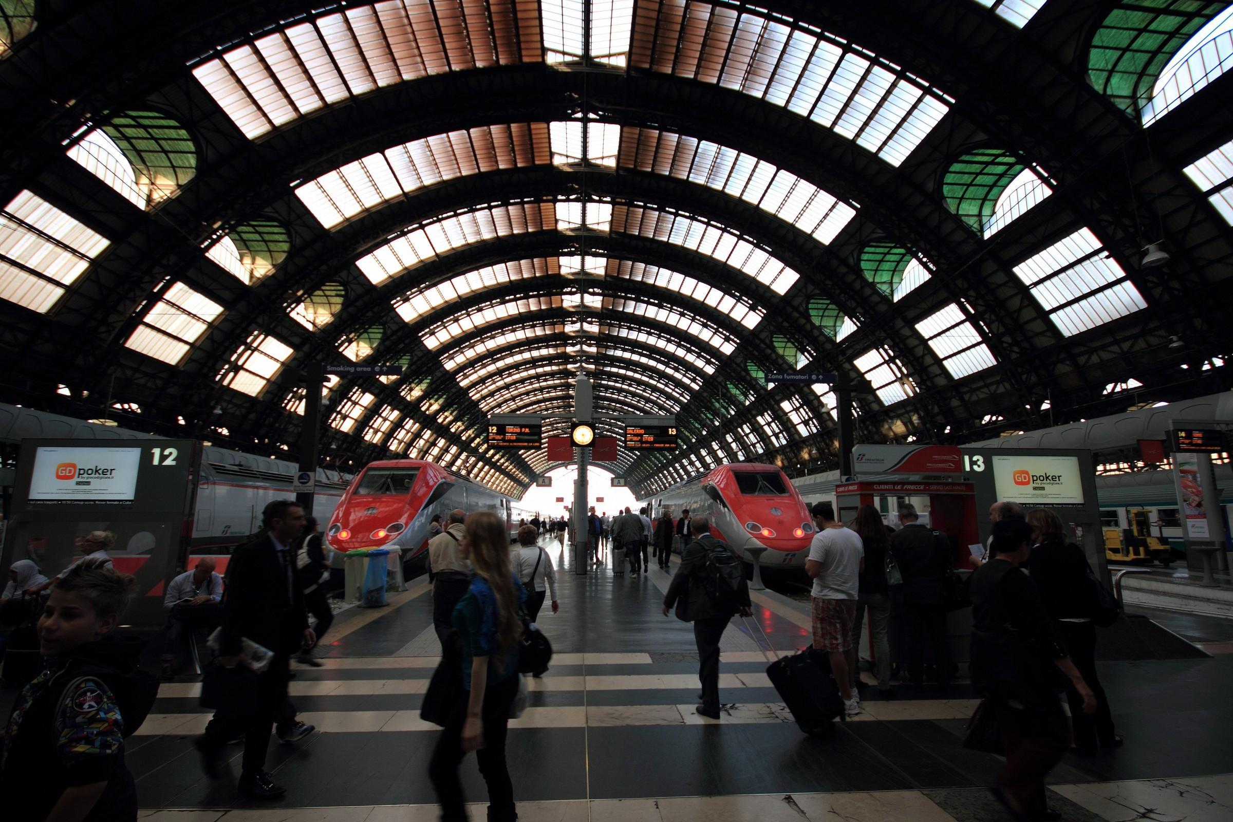 Stazione Centrale...