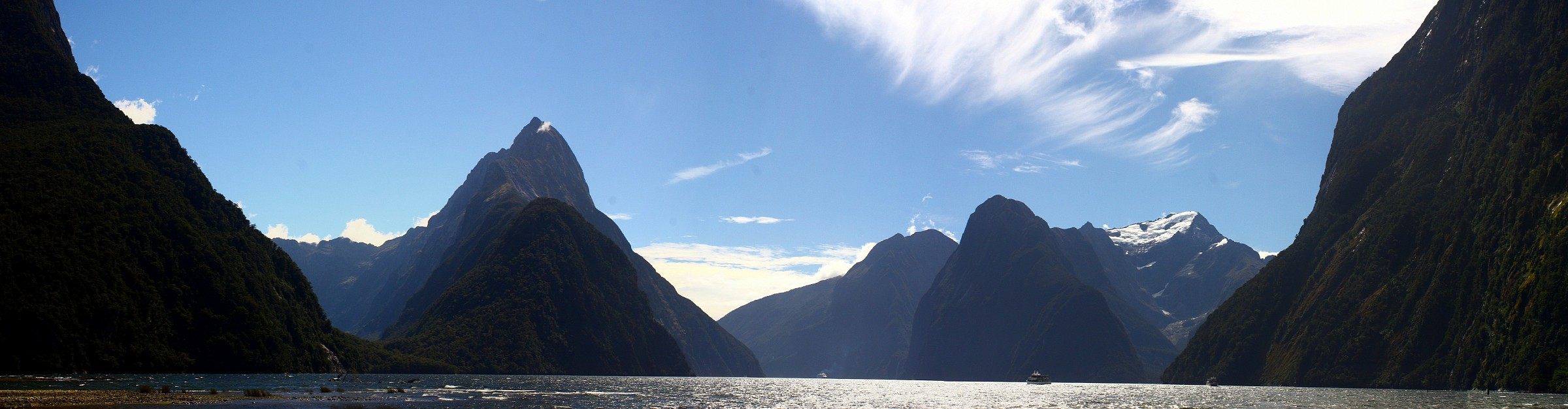 Milford Sound...