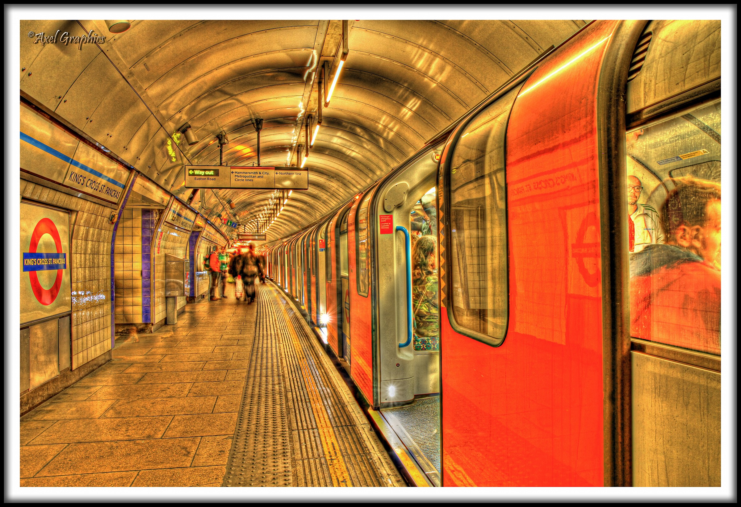 The Tube......