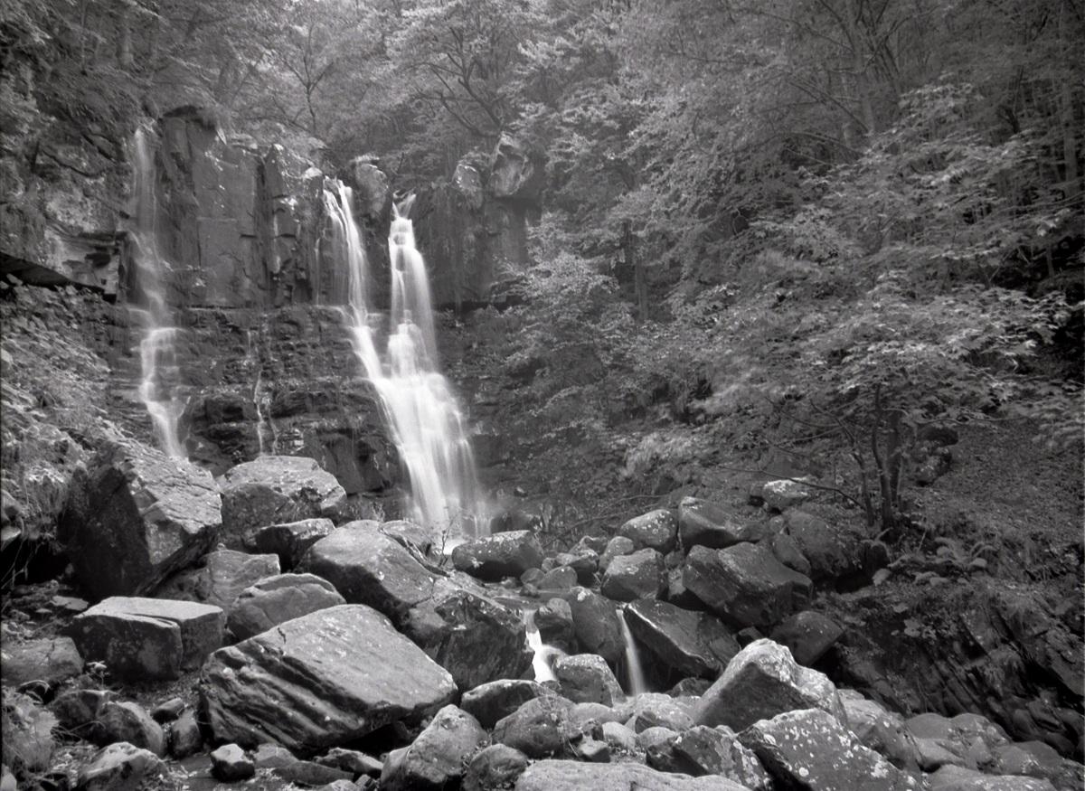 Le cascate del Dardagna...