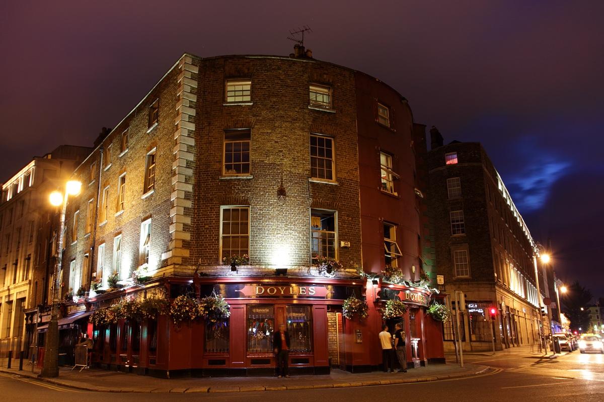 Dublin Pub...