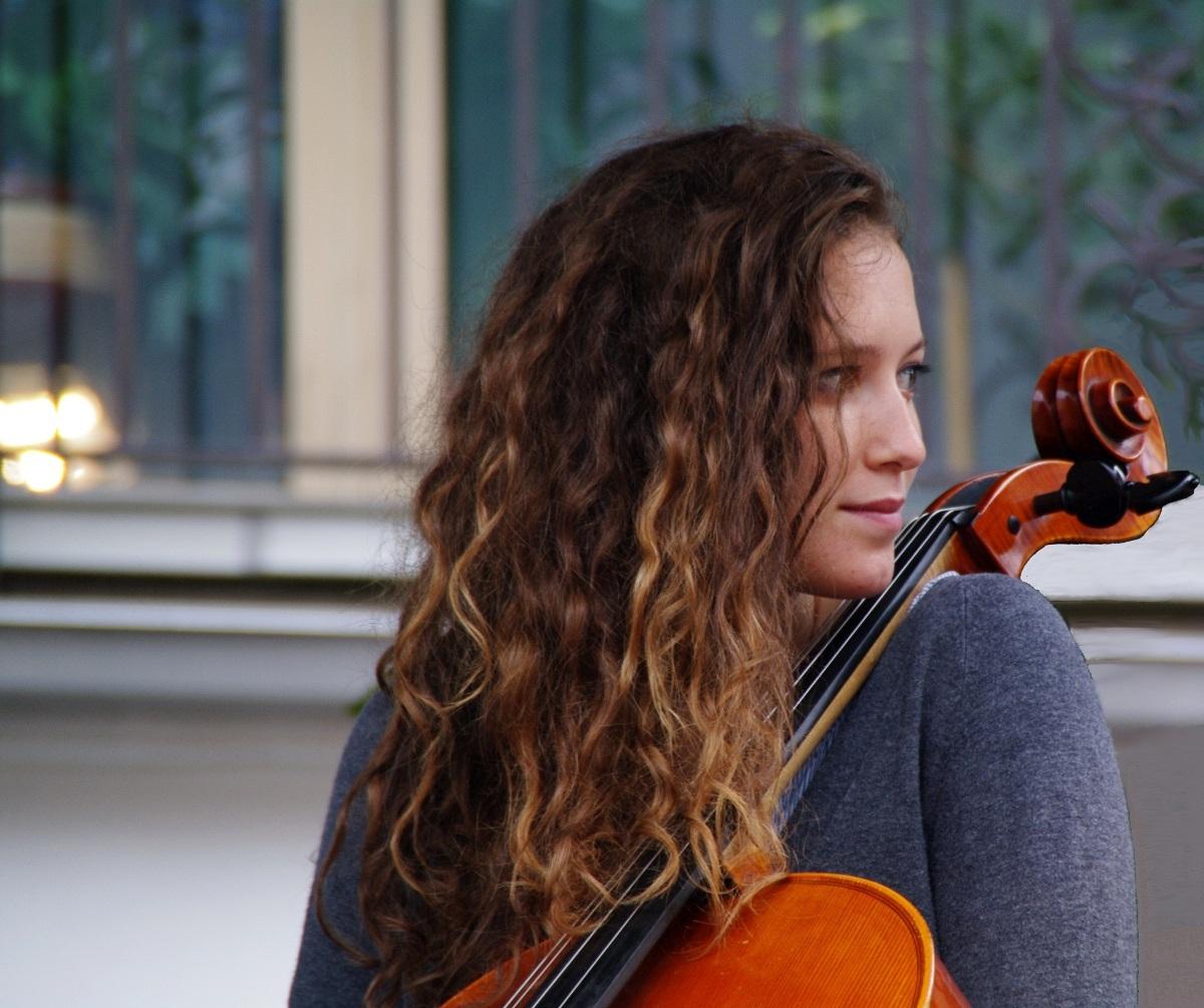 Cellist 2...
