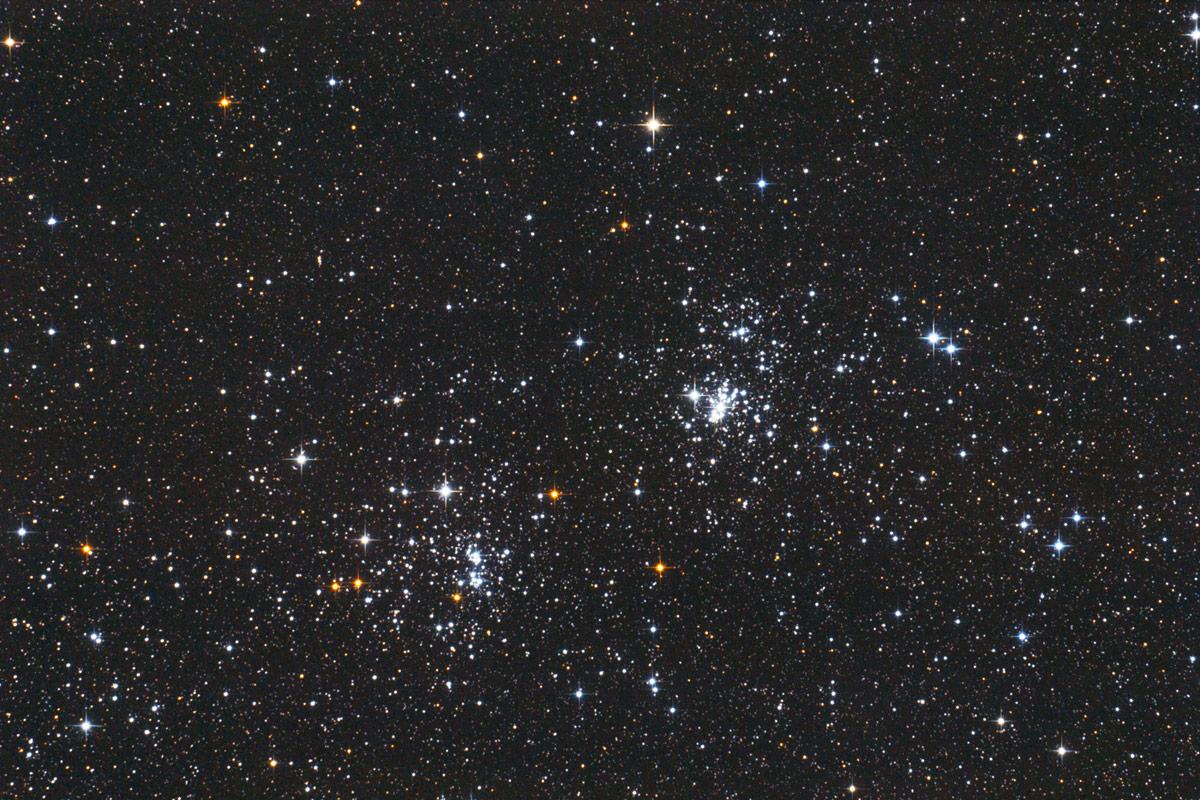 Doppio ammasso perseo (ngc 869 & NGC 884)...