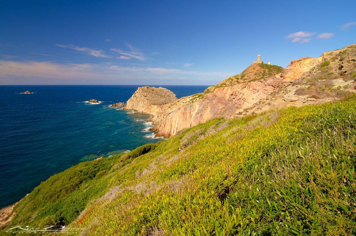 Cape Sandal - Peter Island...