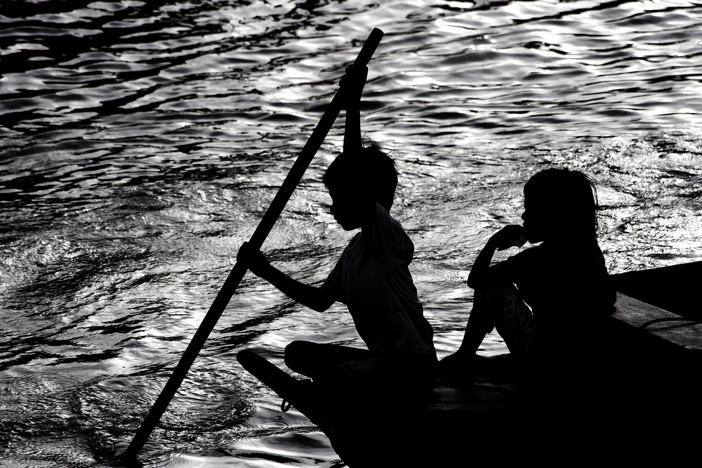 verso la speranza, Cambogia........