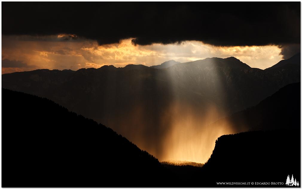Volcano Light...