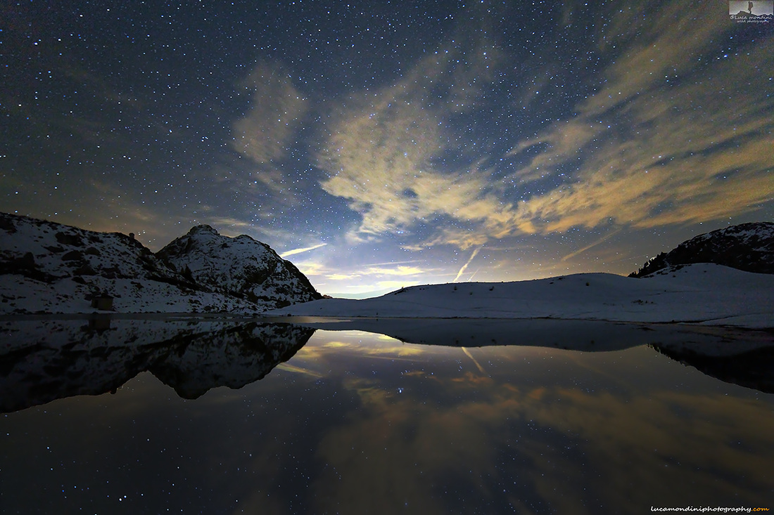 magic reflection...