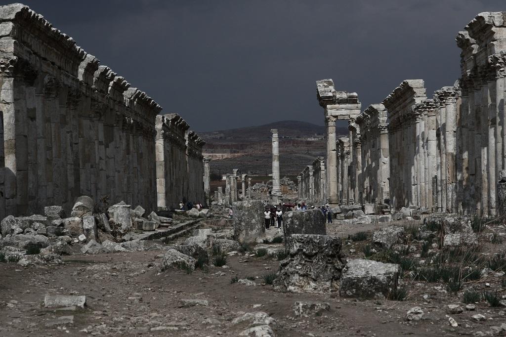 Siria...