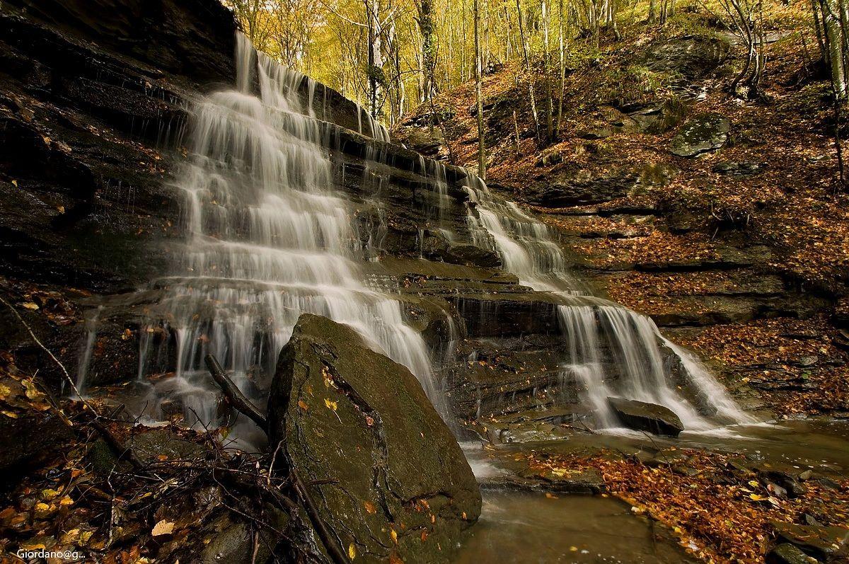 """""""Autumn Waterfall""""..."""