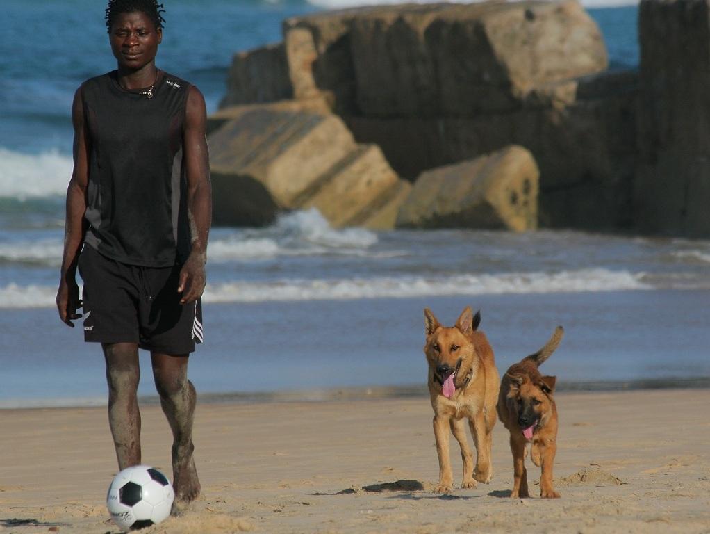 Mozambico, Tofo...