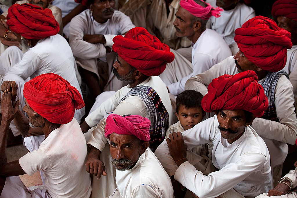 Rabari meeting...
