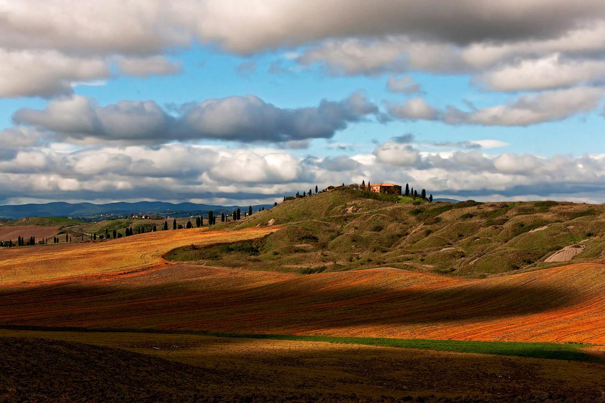 Terre di Toscana...