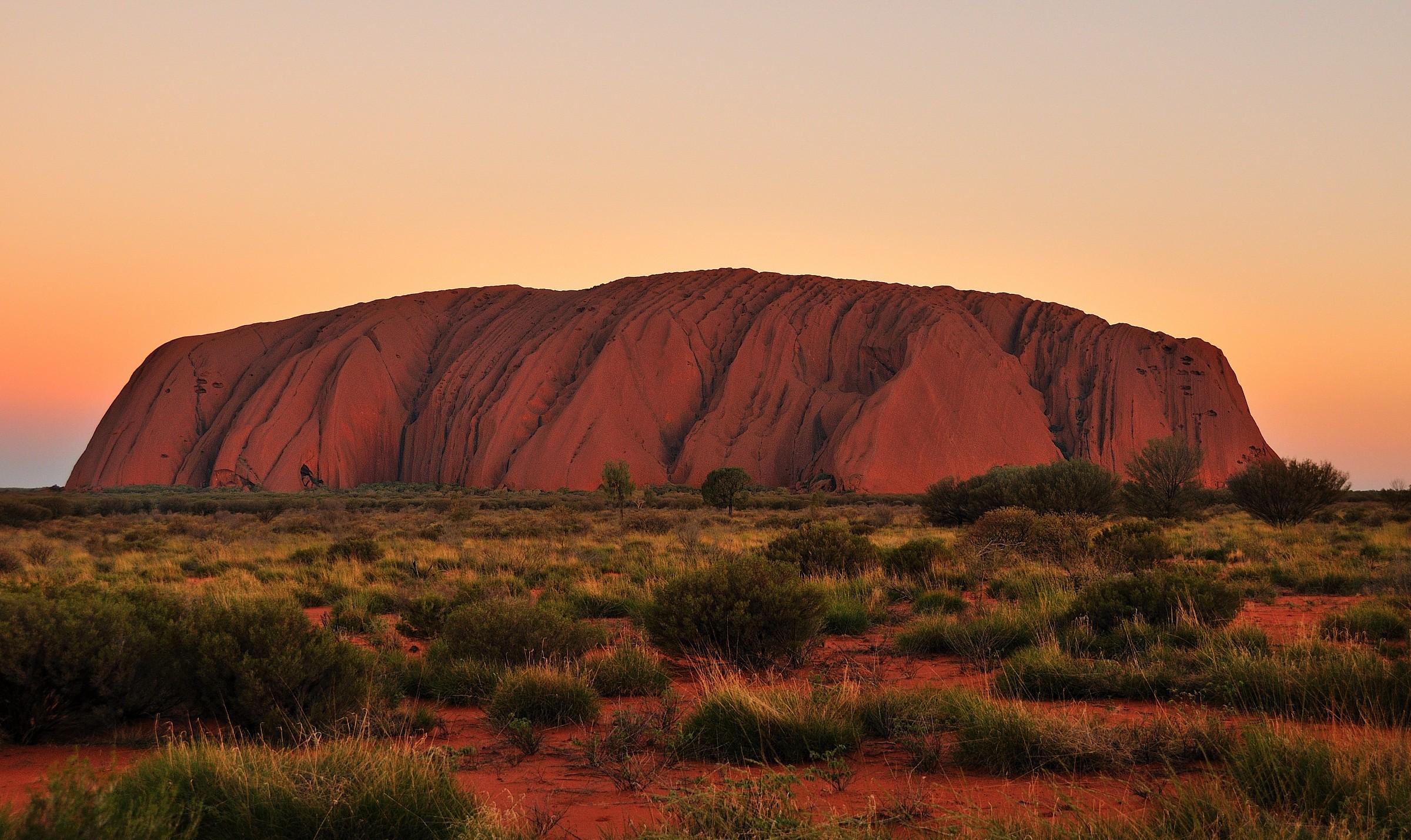 Uluru 2...