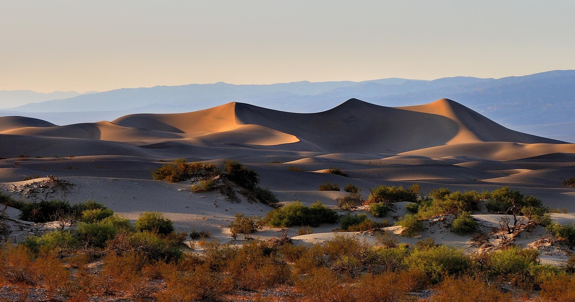 Death Valley - Dune...