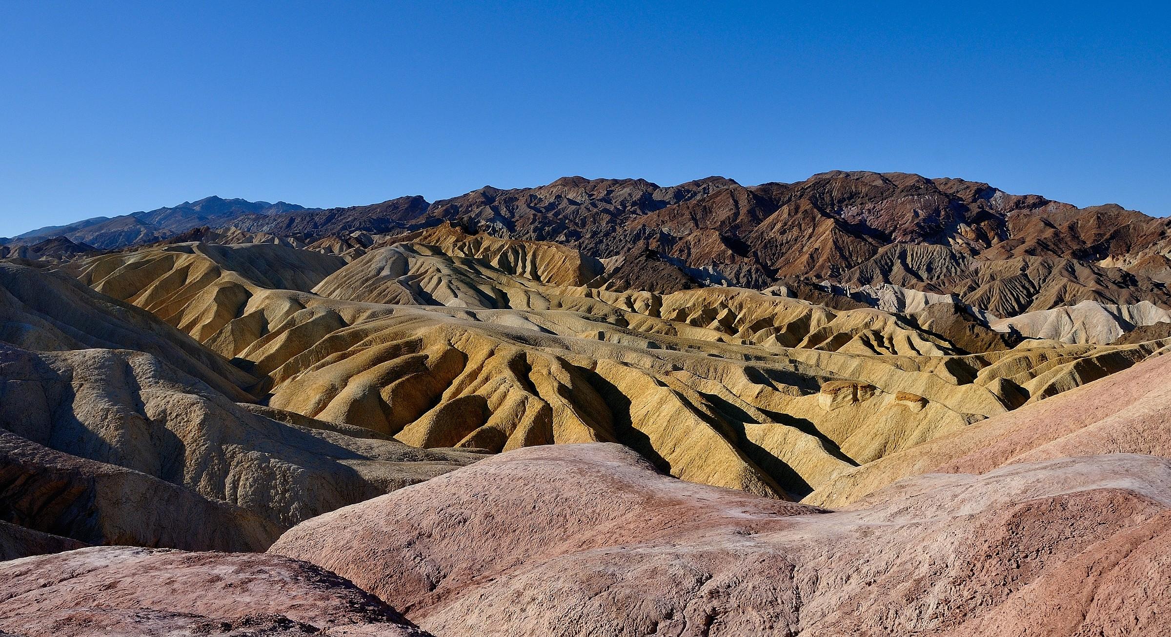 Death Valley - Zabriskie Point...