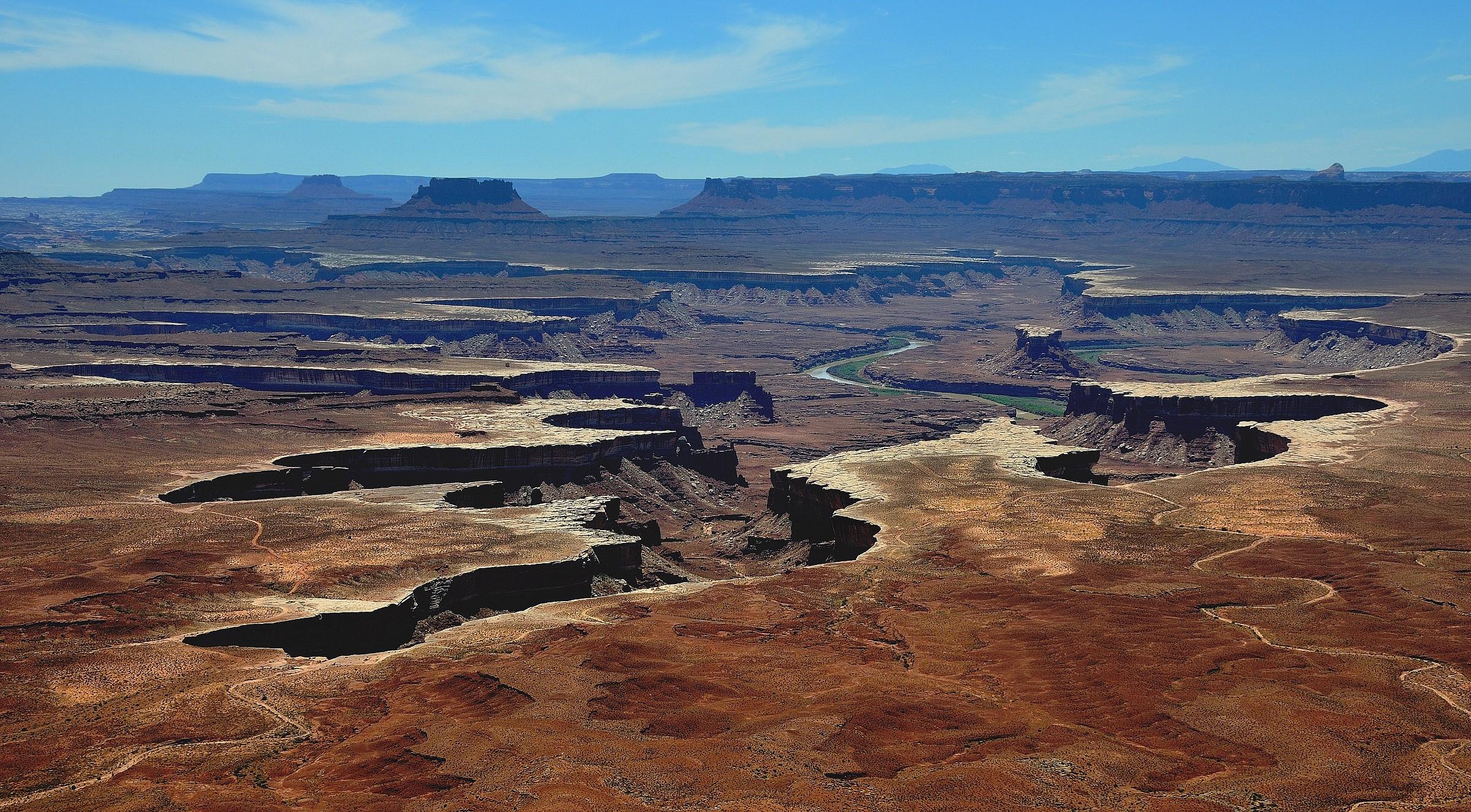 Canyonland...