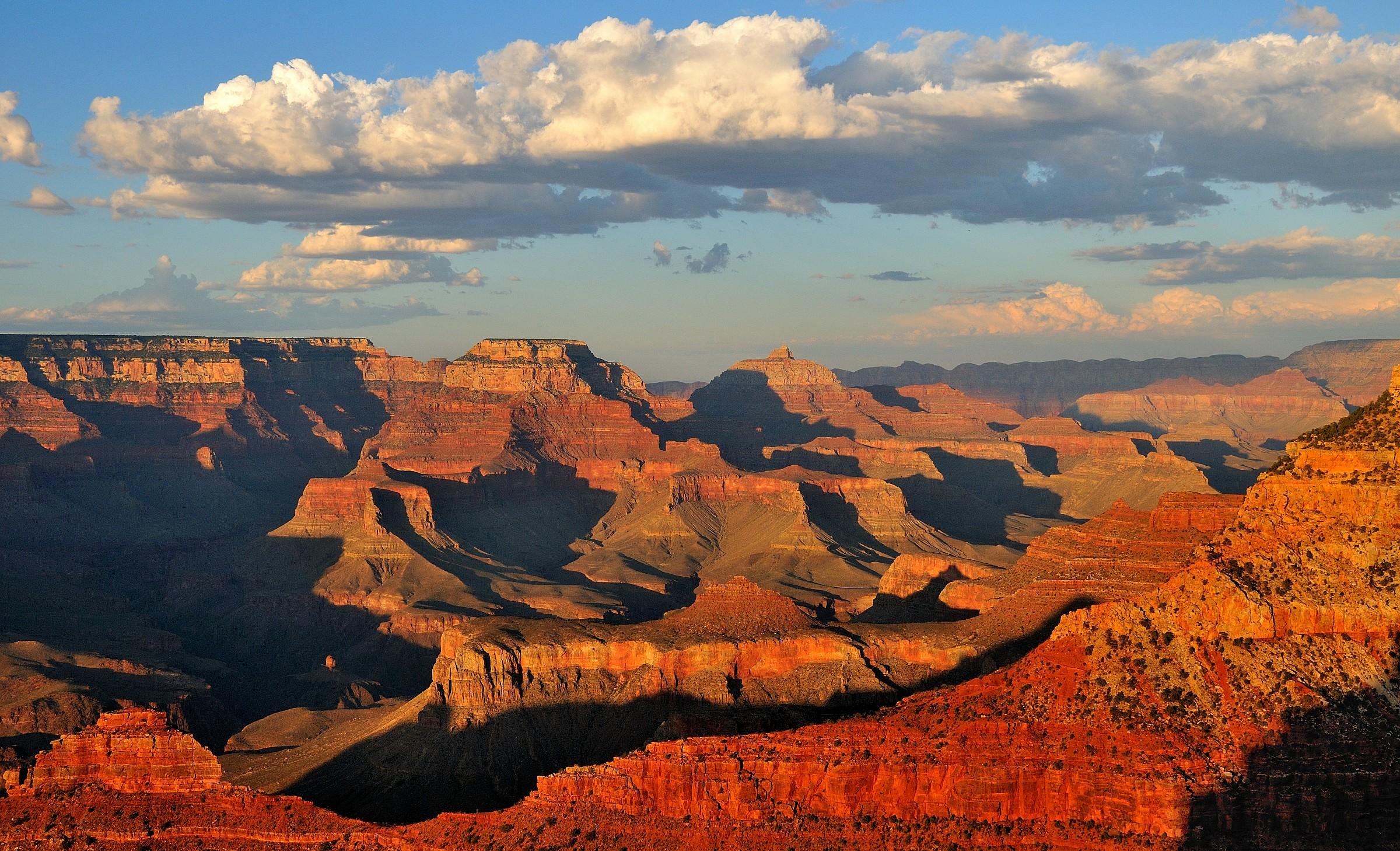 Grand Canyon at sunset...