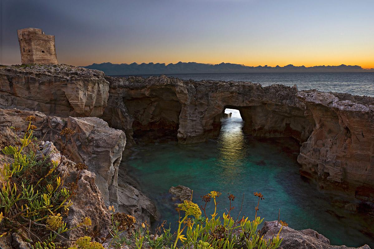 Alba a marina serra juzaphoto - Marina serra piscina naturale ...