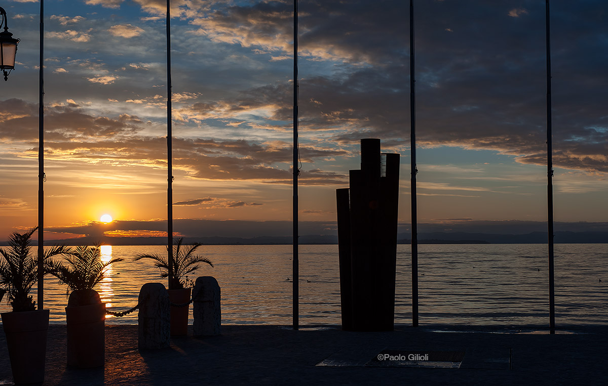 The Colors of Lazise...