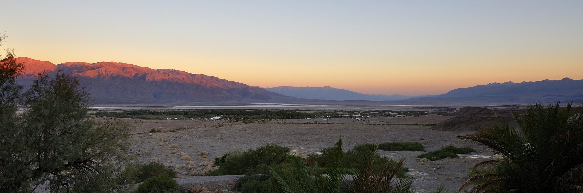 Death Valley...