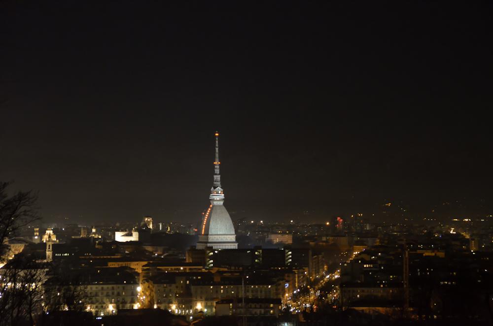 Turin by Night...