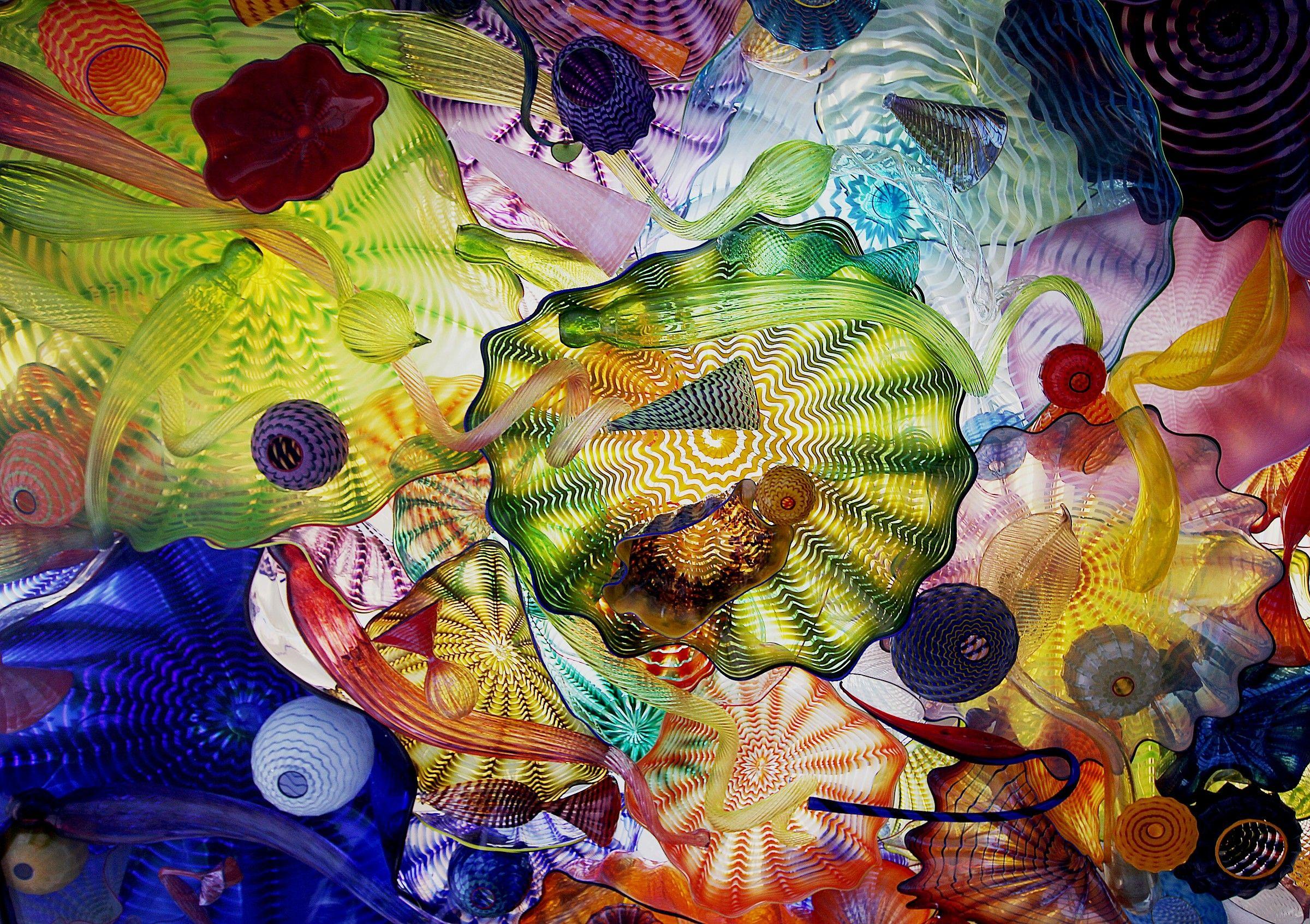 Glass Art, Seattle museo del vetro...