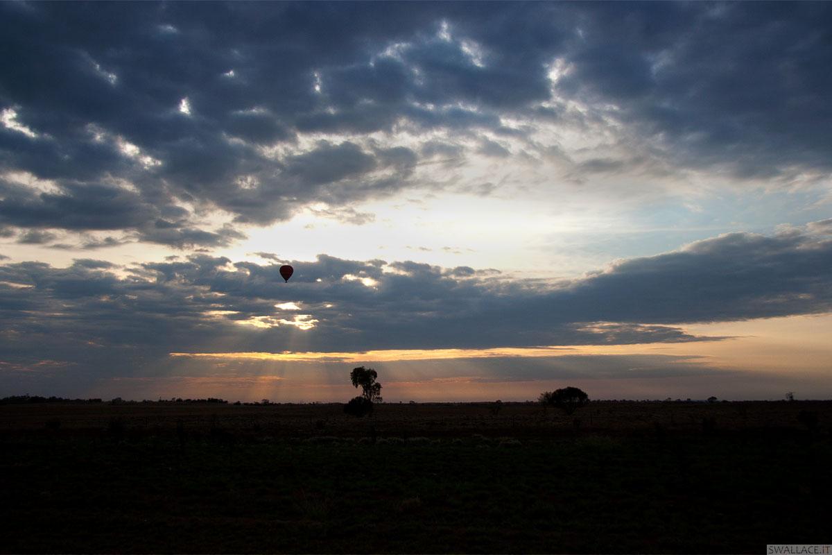 Deserto Australia...