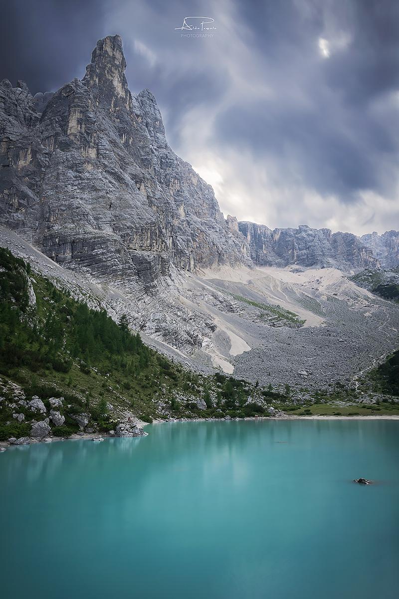 Lake Sorapis...
