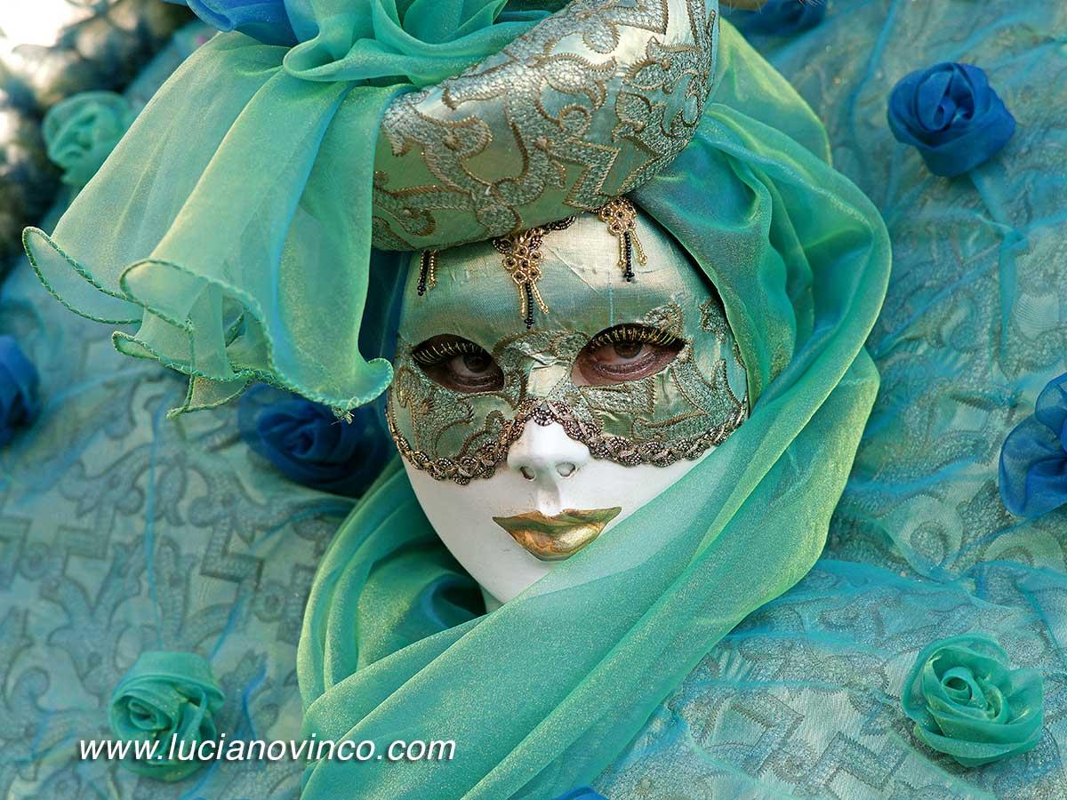 maschere di venezia