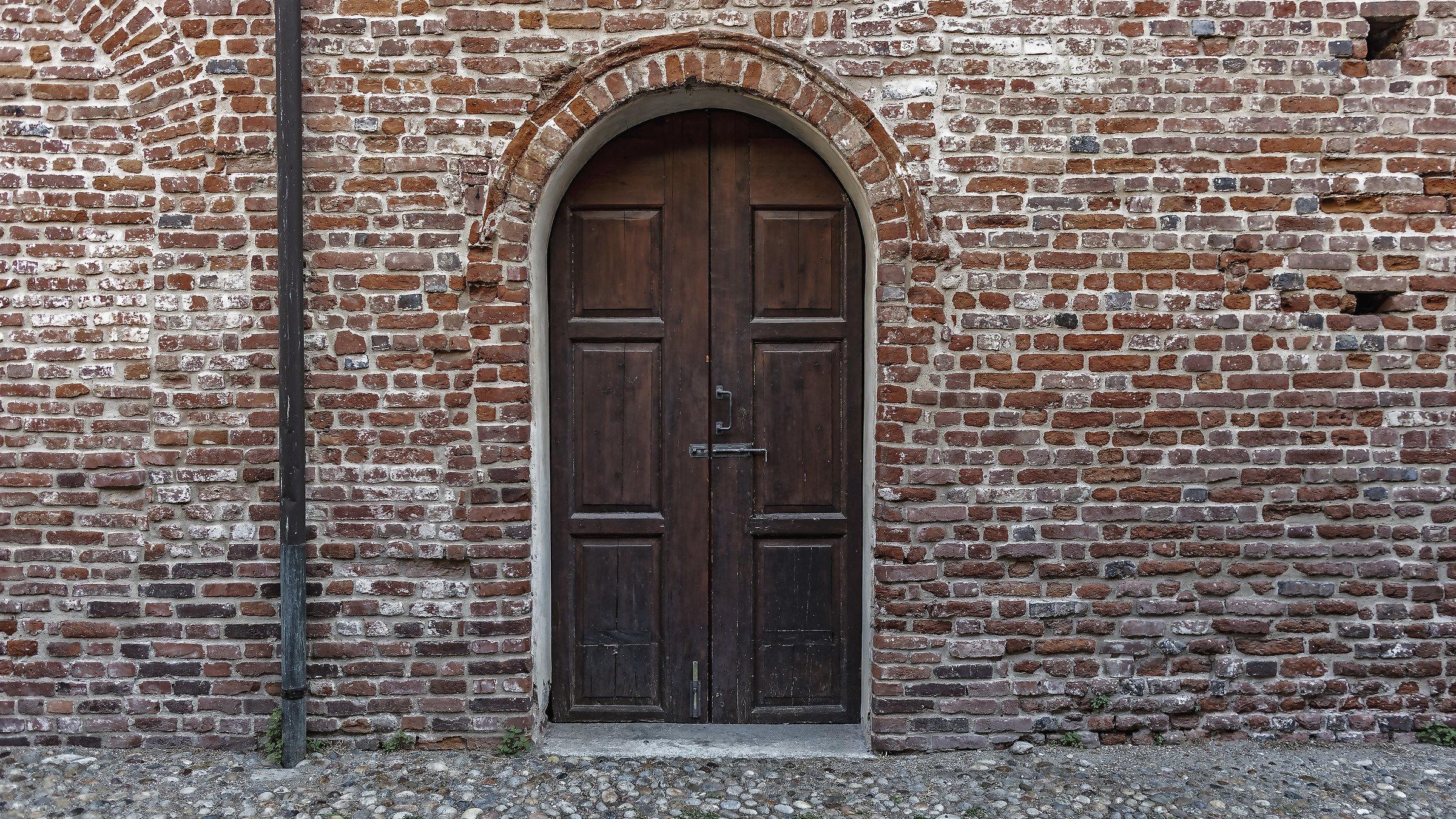 please, the door is open...