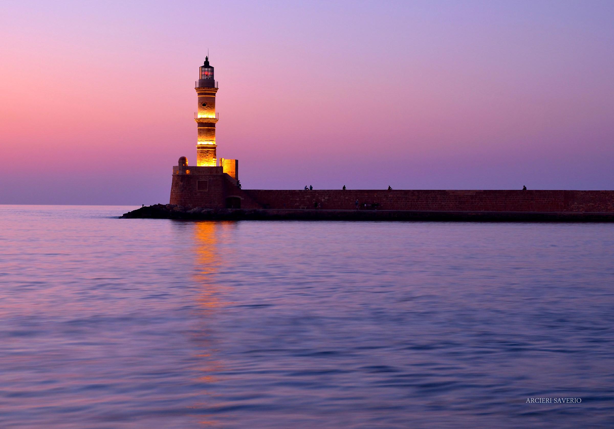 Faro Chania Crete ...
