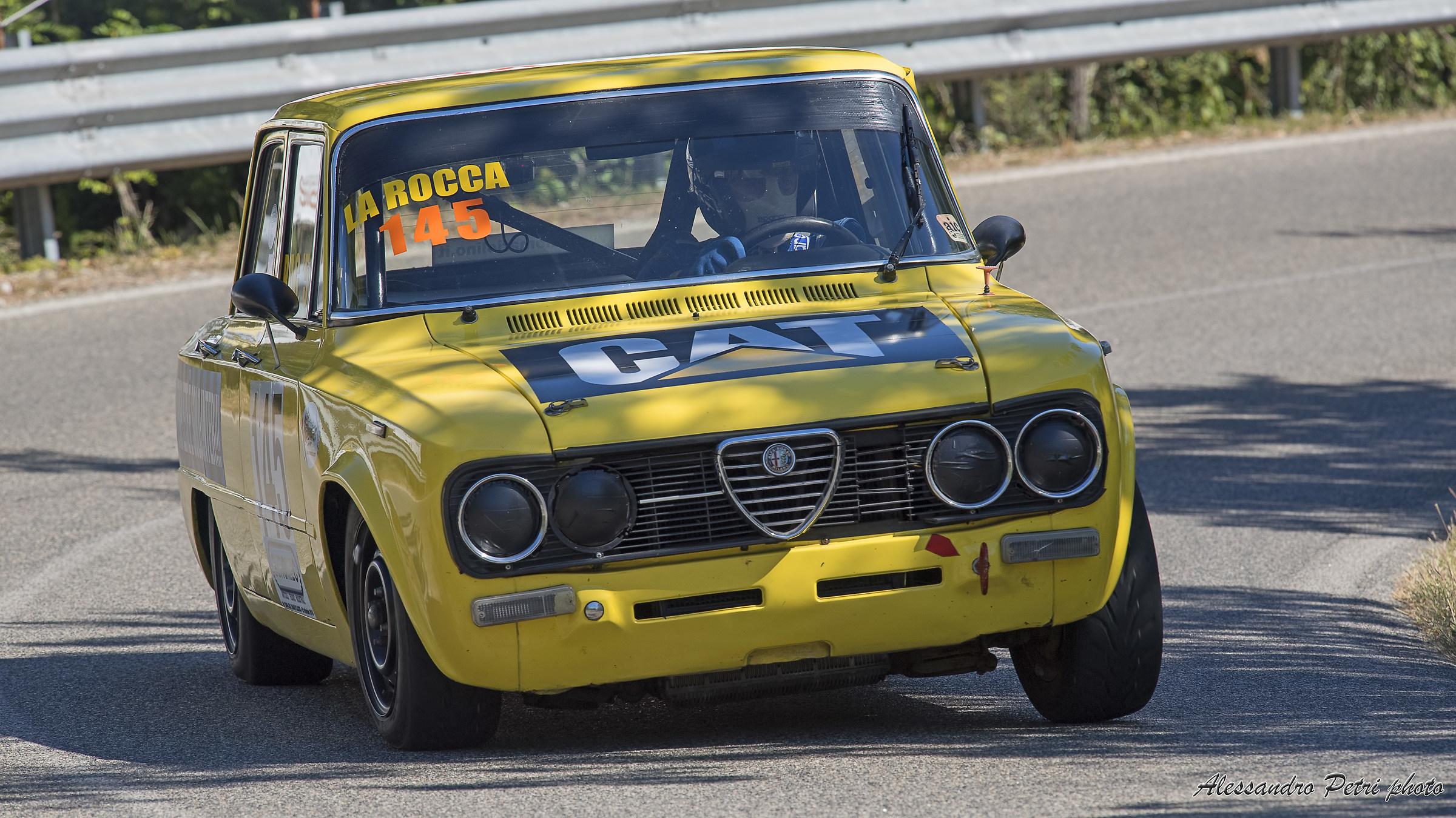 Giuseppe La Rocca Alfa Romeo Giulia Nuova Super ...