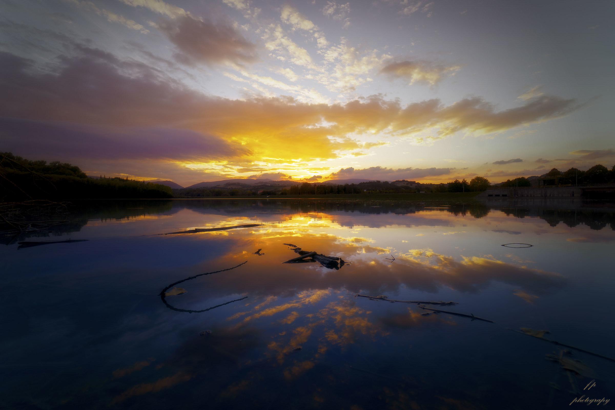 Dream lake...